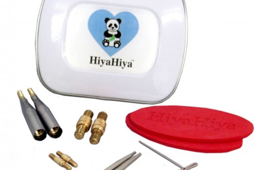 HiyaHiya - Interchangeable Plus Toolkit